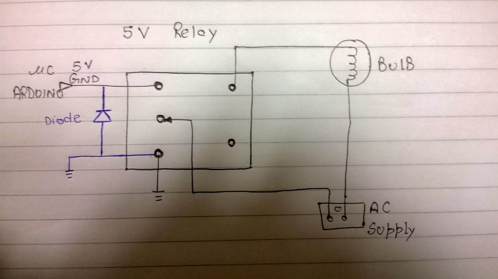 relay switch schematic  relay  get free image about wiring
