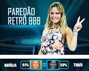 E VENCE 0 PAREDÃO RETRÔ BBB COM 61% DOS VOTOS