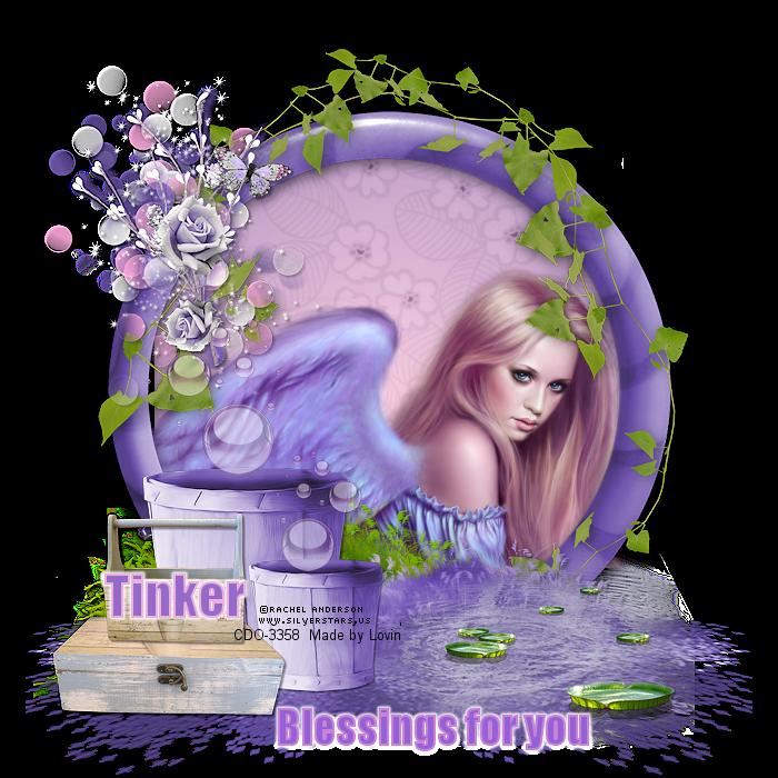 Tinkers Boo Tuts