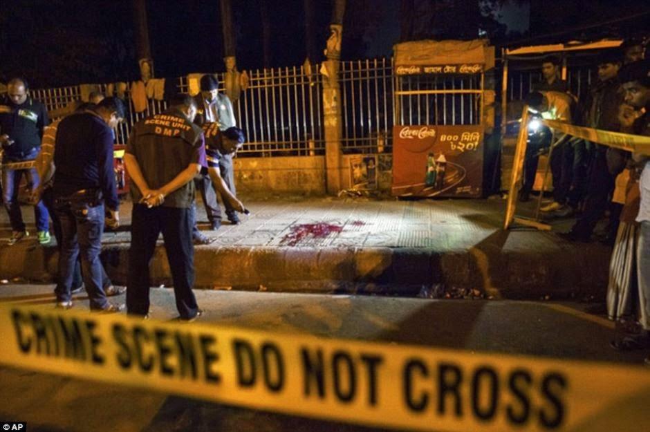 Blogger Terkenal Hina Islam Maut Dibunuh