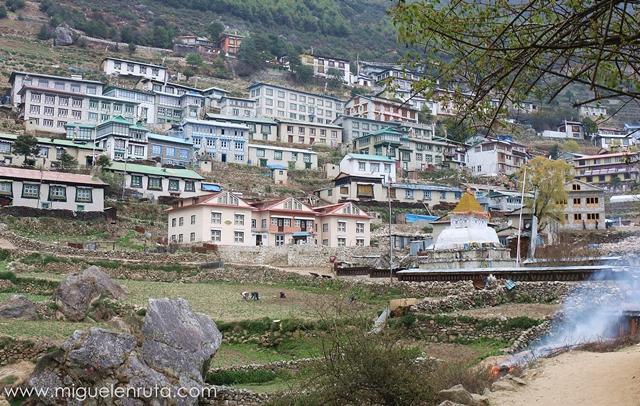 Namche-Bazaar-Himalaya-Nepal