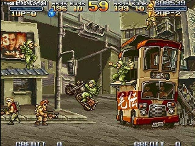 Download game ps1 tanpa emulator metal slug