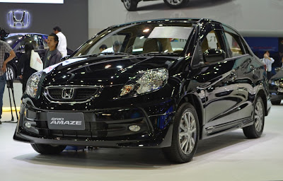 Honda Cars Brio Amaze With Modulo Add Ons Not For North America