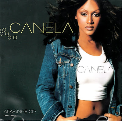 Canela - Canela-(Advance CD)-Promo-2001