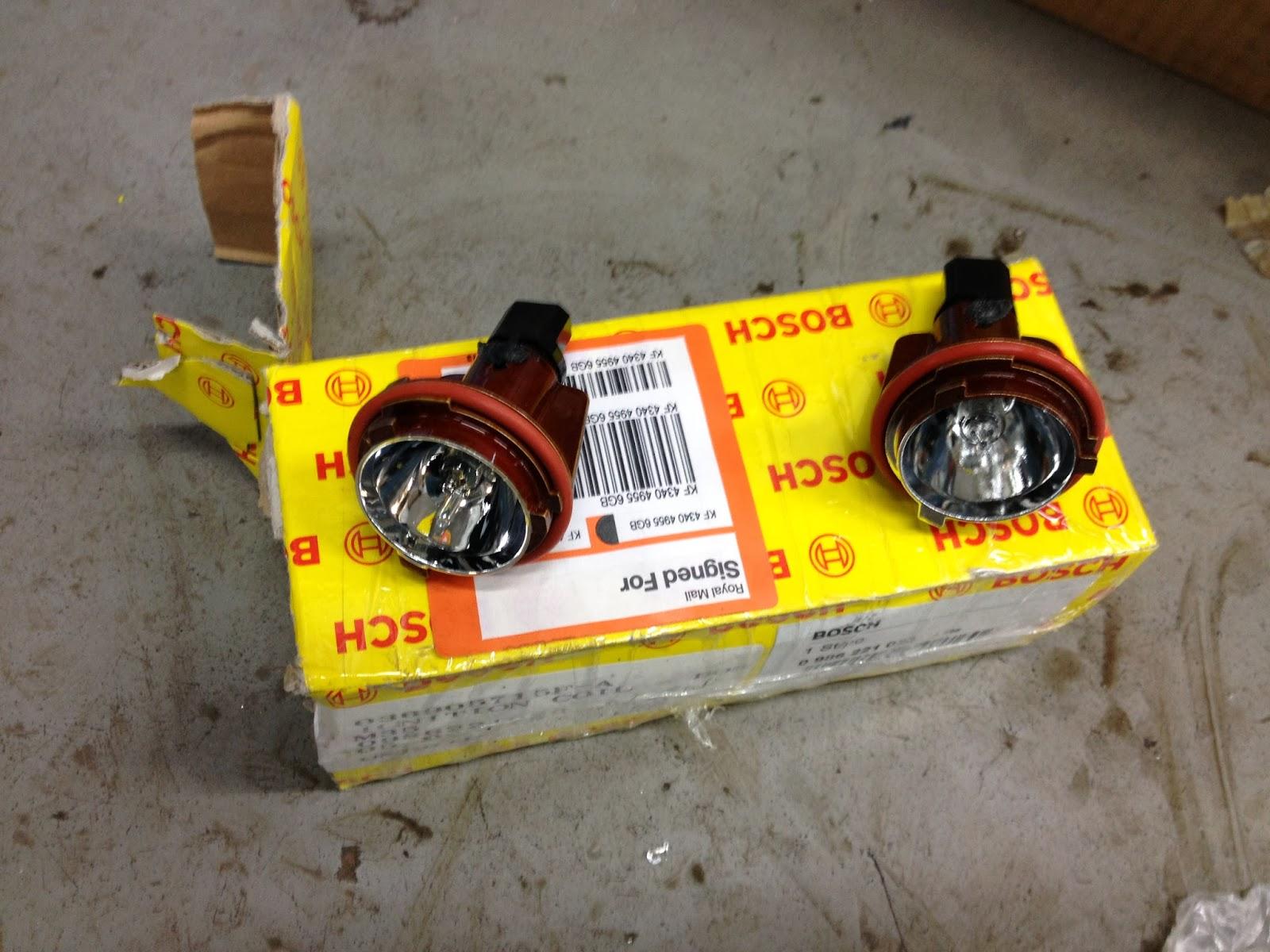 Bmw Xenon Headlight Problems Bmw E60 Headlight Wiring