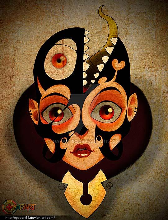Ilustración de Gabriel Florez Otero aka Gabotico