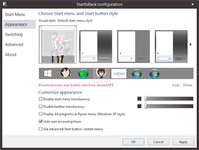 Theme Windows 8.1 and 10 Rakudai Kishi no Cavalry By Bashkara