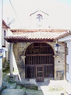 Colunga, Lastres, capilla de San José