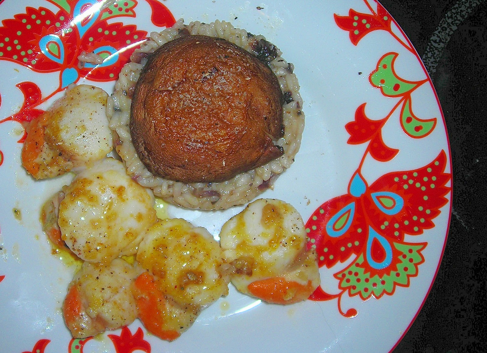 Cuisiner comme lettie les noix de st jacques au cidre - Comment cuisiner les noix de st jacques ...
