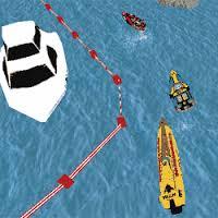 Okyanus Küçük Sürat Gemisi Oyunu