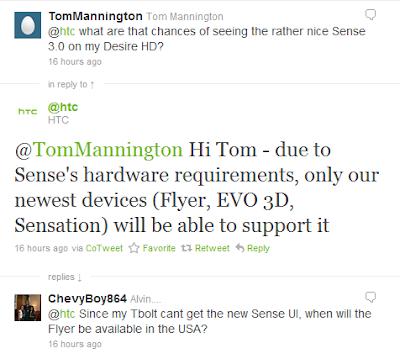 HTC Sense 3.0 Release