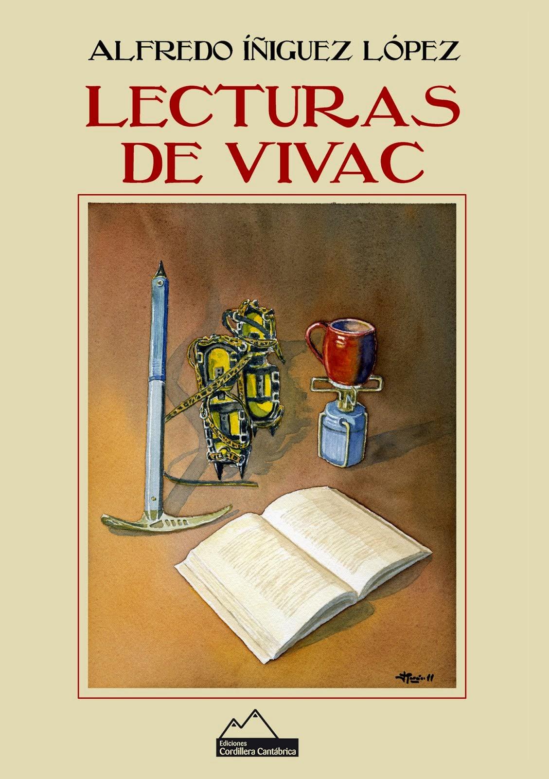 """Comprar """"Lecturas de vivac"""""""