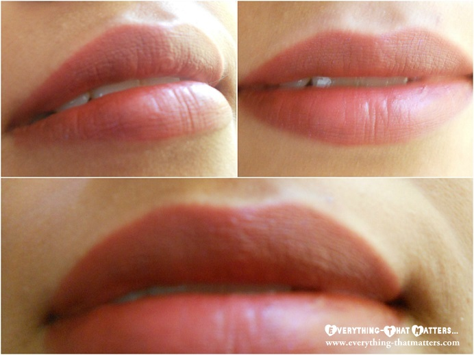 Lipstick shades for wheatish skin tone