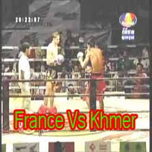 [ Bayon TV ] Ung Vireak vs Sebastien Billard [France] 26-072013 - TV Show, Bayon TV, Kun Khmer International