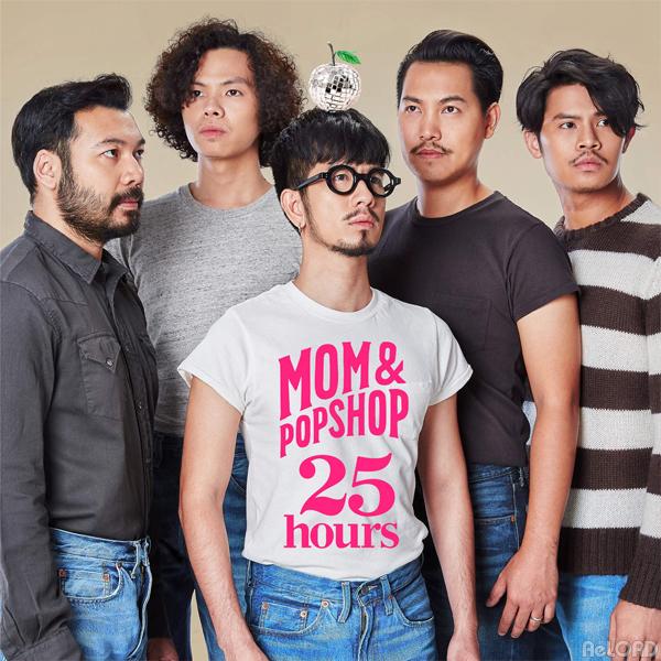 Mom & PopShop : 25hours