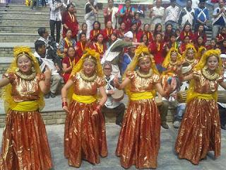 Darjeeling phulpati 2014