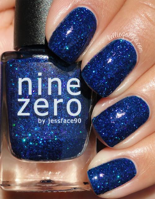 Nine Zero Lacquer A Peculiar Star