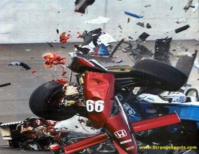 Formula 1 Car Crash of Formula 1 Car Accidents