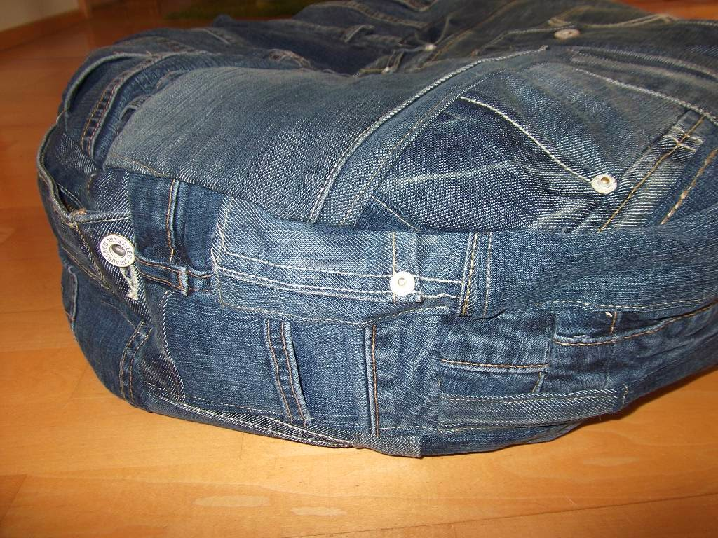 sitzkissen jeans
