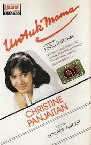 Christine Panjaitan Album Untuk Mama