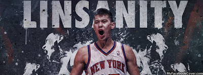 Jeremy Lin Linsanity Facebook Covers