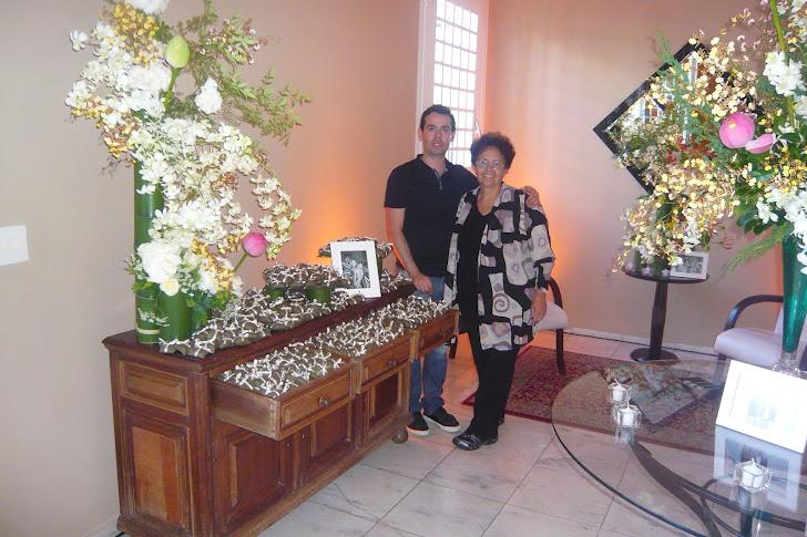 Produção Eventos Arte Floral , Bem Casados Celia Marinelli.