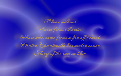 Flora's Secret - Enya Song Lyric Quote in Text Image