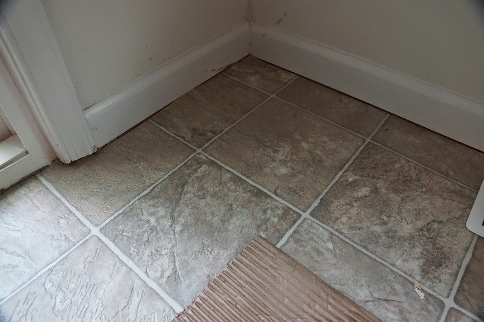 Picture of the morning room flooring