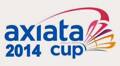 Hasil Pertandingan Axiata Cup 2014