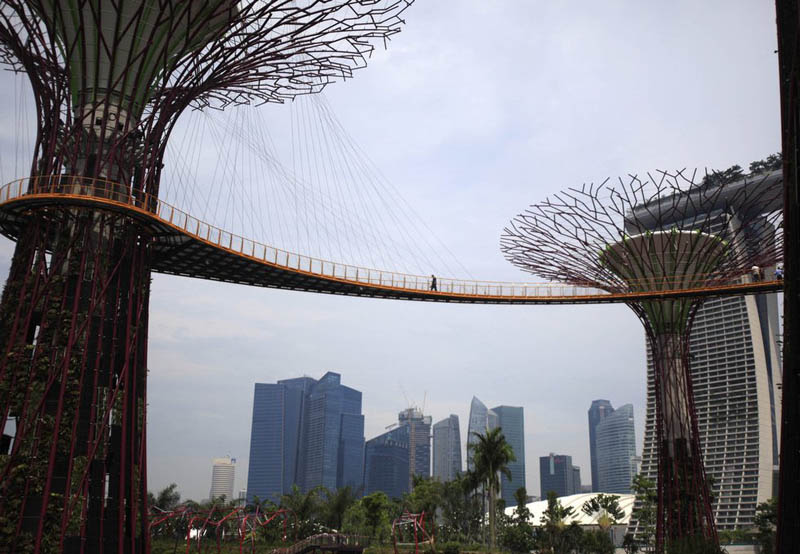 Garden By The Bay Entrance Fee Singapore wonders of the millennial world 3: singapore's gardensthe bay