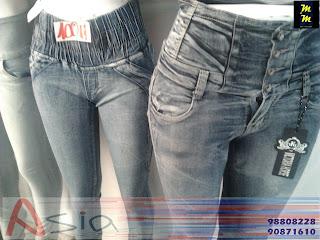 jeans push up nuevo