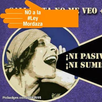 No a la #LleiAntiProtesta
