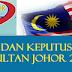 Hoki Piala Sultan Johor 2015 | Jadual dan Keputusan