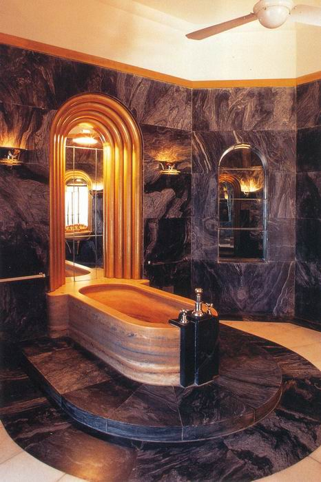 Baños Estilo Art Deco:Art Deco Bathroom Designs