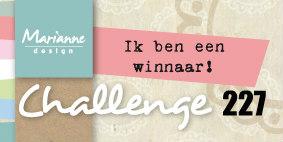 winnaar challenge 227