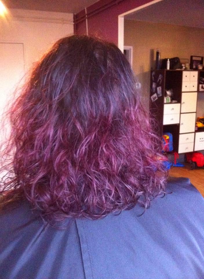la vie d 39 une ternelle m lancolique deep purple tie and dye. Black Bedroom Furniture Sets. Home Design Ideas