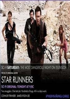 Nhện Khổng Lồ 4 (2009) - Star Runners (2009)