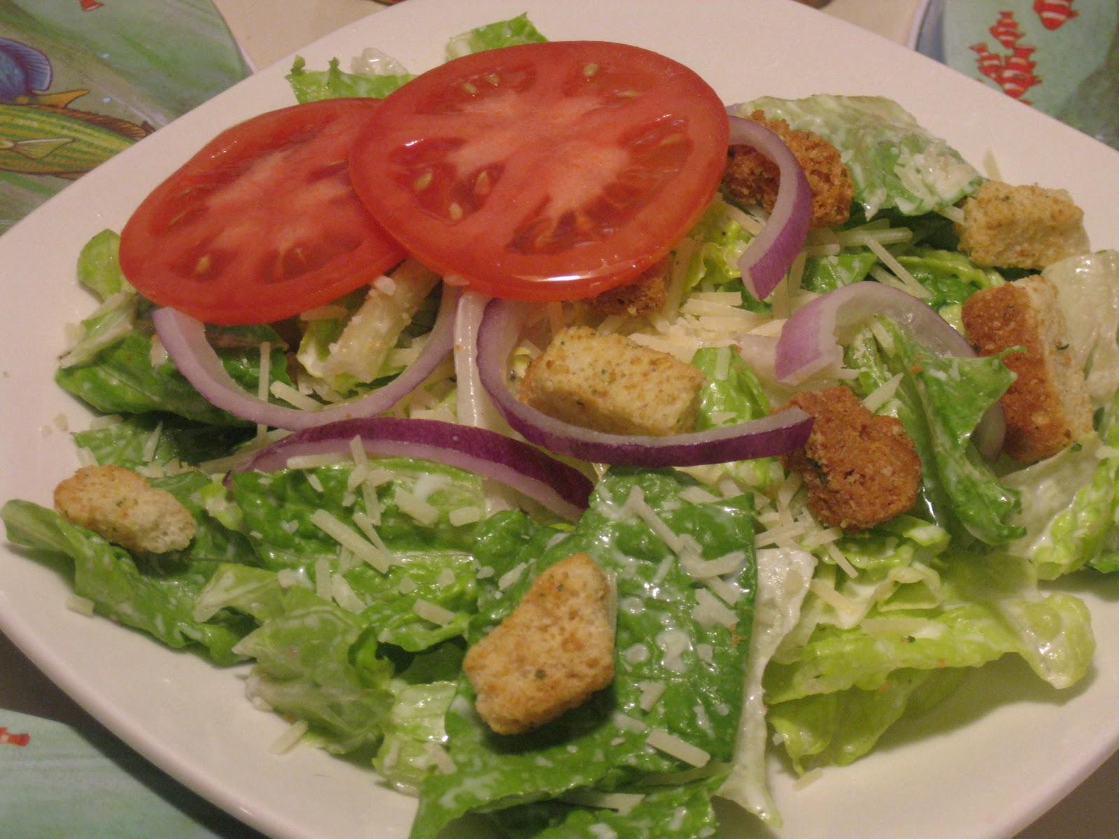 Olive Garden Salad Delectameals