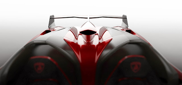 Lamborghini Veneno Roadster detail
