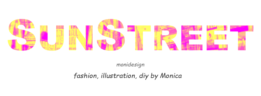 SunStreet / Fashion, Illustration by Monica