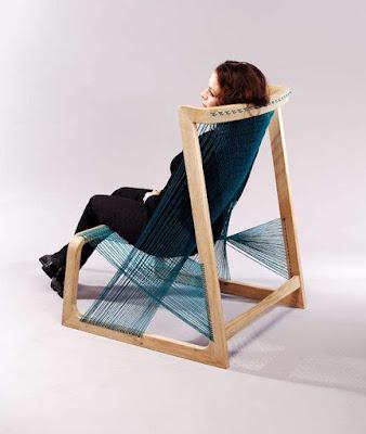 chaise de la Soie