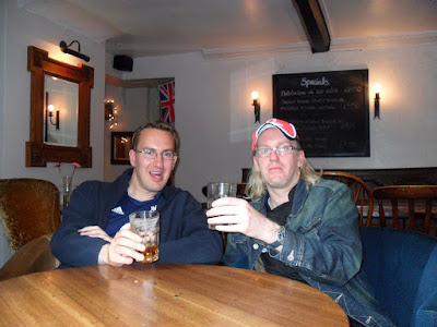 Cheers! At The White Lion, Hampton-In-Arden