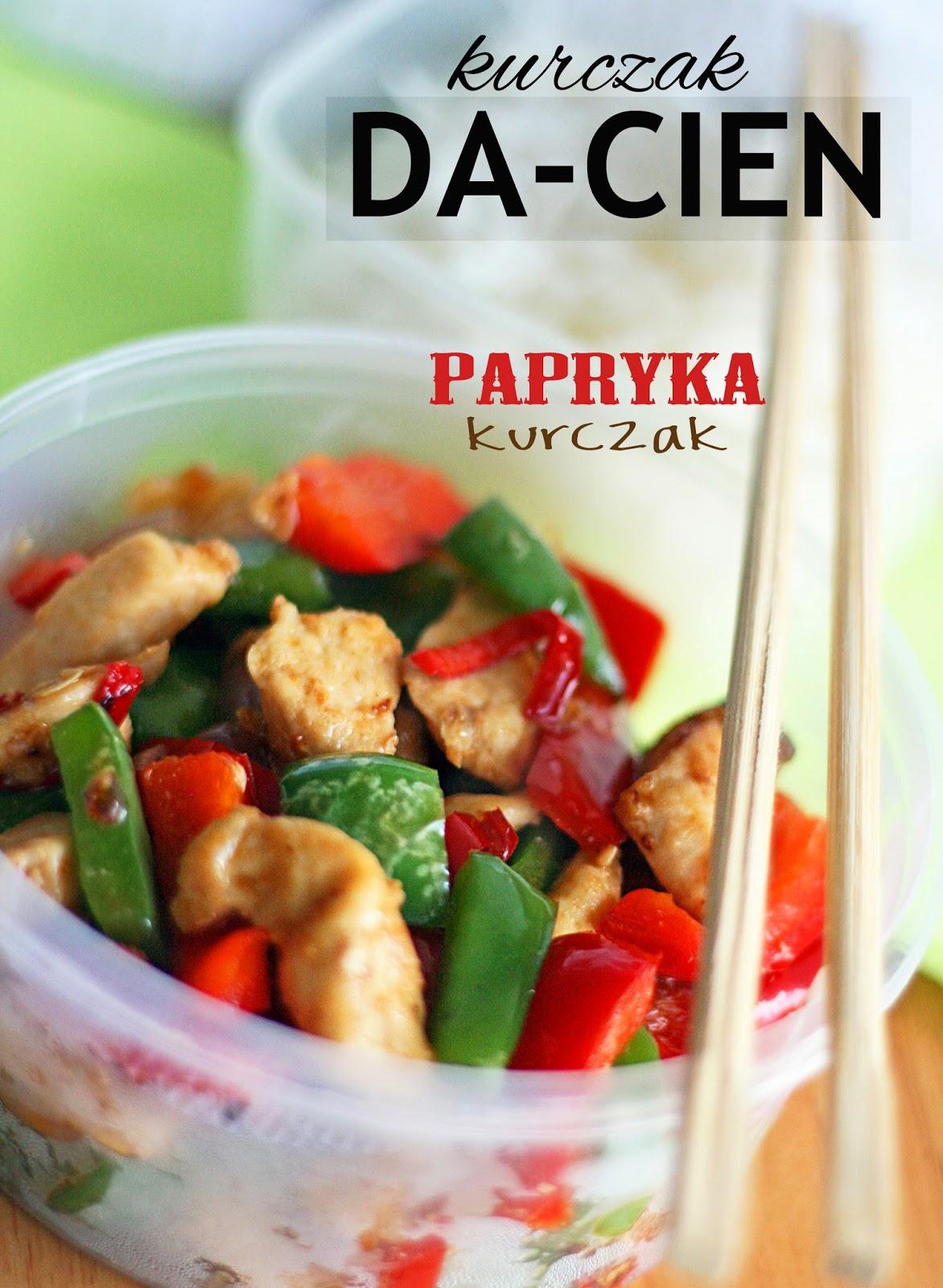So Sweet So Spicy Kuchnia Chińska Kurczak Da Cien
