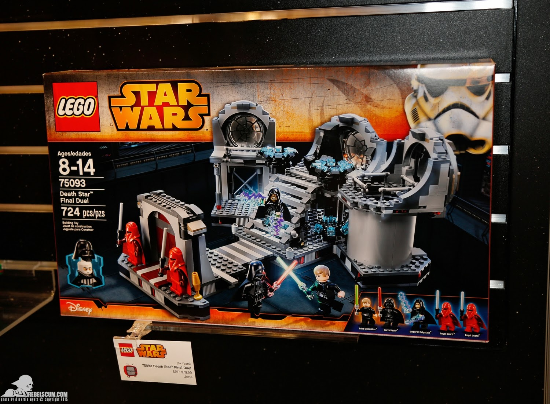 Lego Star Wars Darth Vader Head 75093 Set Final Duel x 10 pour figurine