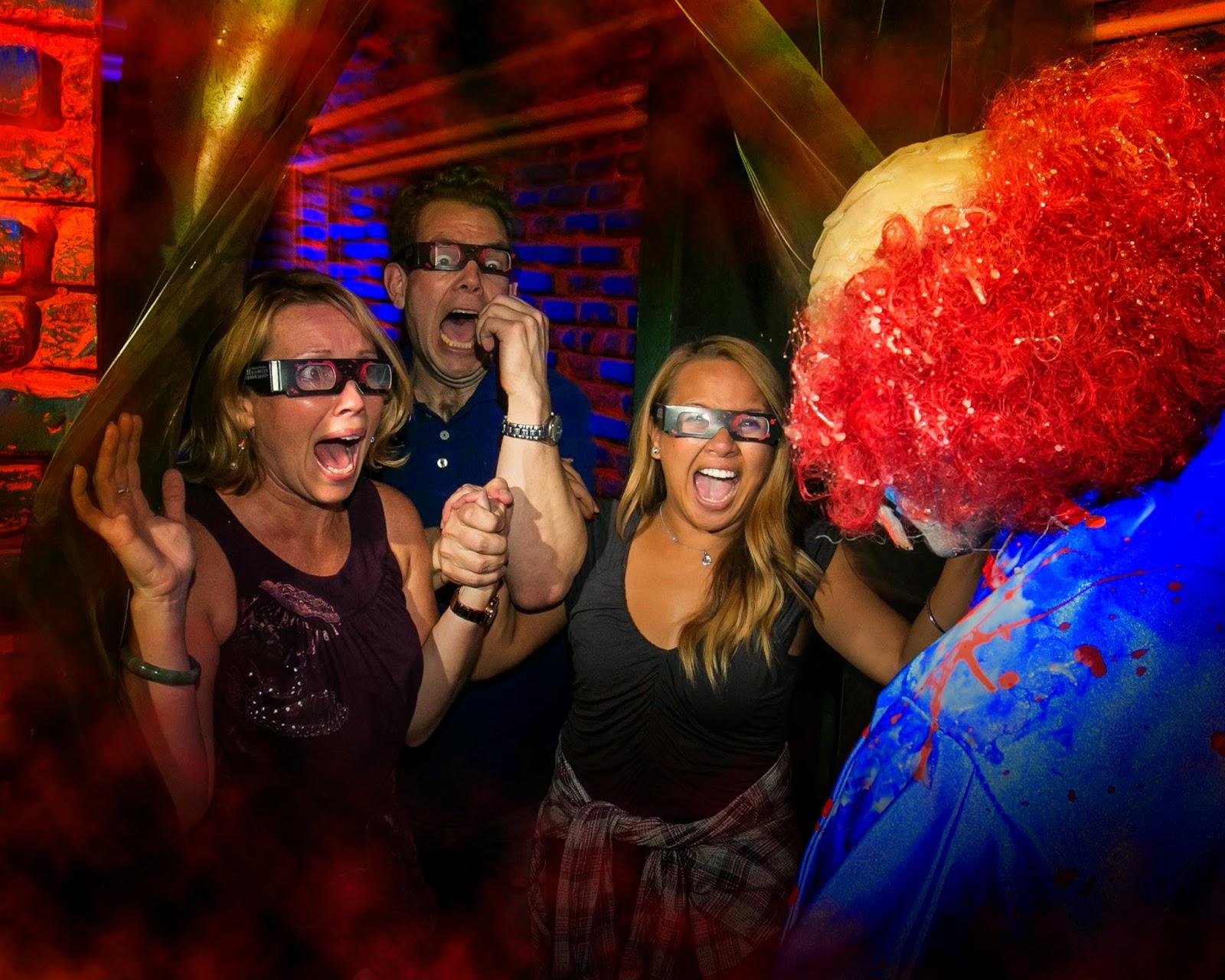 Clowns 3D