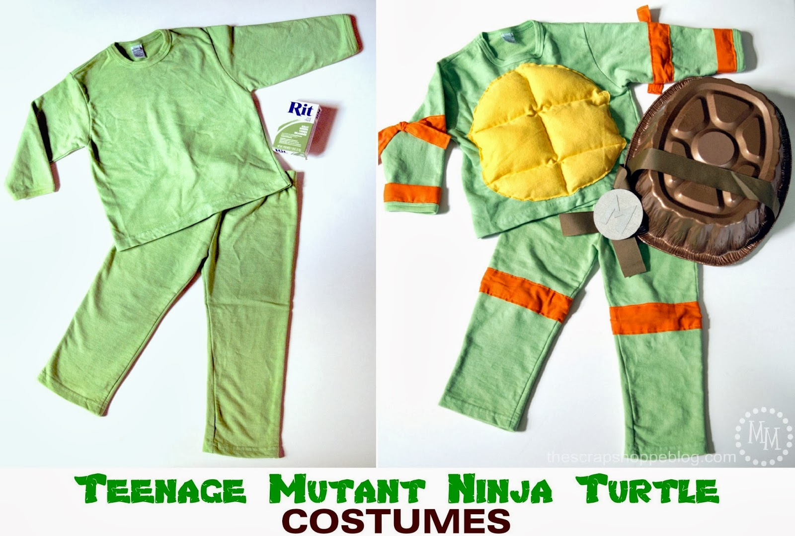 Teenage mutant ninja turtle costumes tmnt the scrap shoppe teenage mutant ninja turtle costumes tmnt solutioingenieria Image collections