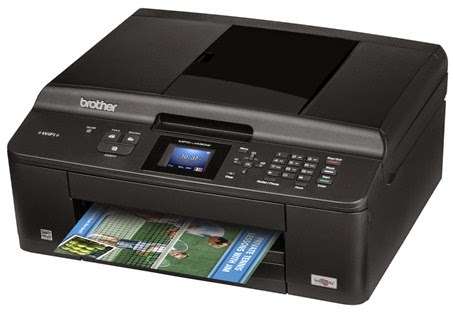 Brother MFC-J430W Printers Drivers Free Download