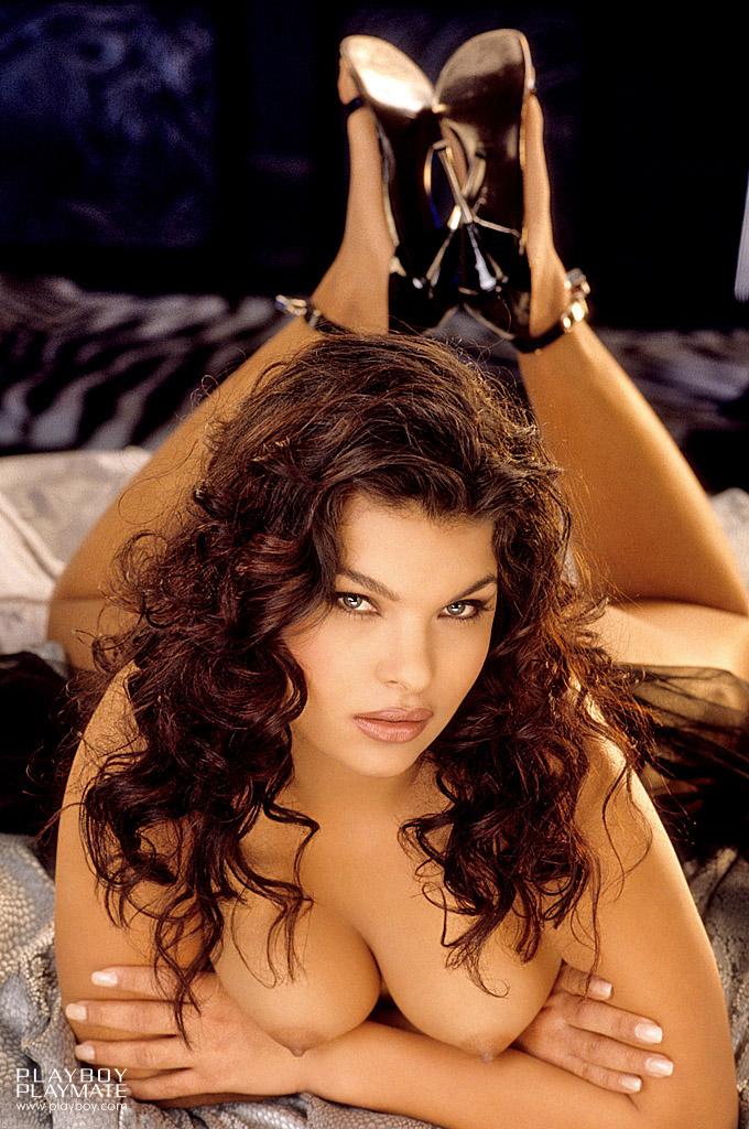 Maria Luisa Gil  Playboy Playmate
