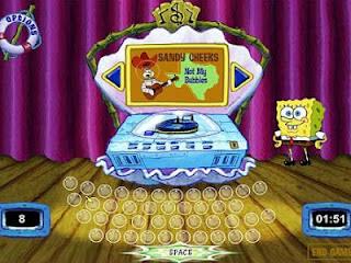 SpongeBob SquarePants Typing Screenshot mf-pcgame.org