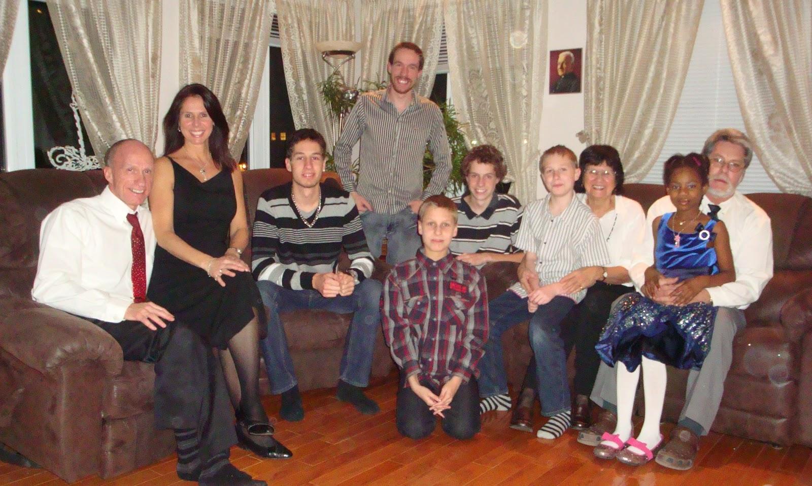 L 39 adoption de notre fille en colombie ma famille avec mes - Cuisinez avec notre famille ...